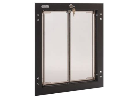 Large Pet Door plexidor large pet door