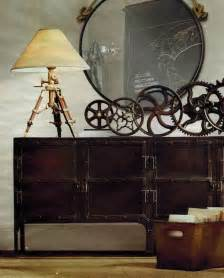 Home Decor Knick Knacks by Steampunk Design Trend