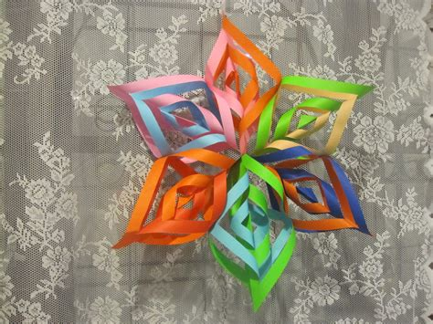 How To Make Crafts Out Of Paper - best photos of paper crafts how to make 3d