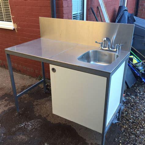 Ikea Sink Units udden ikea freestanding stainless steel sink unit in