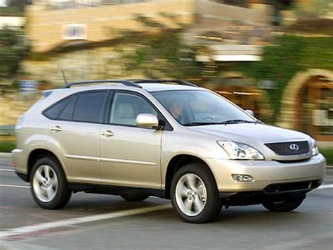 2004 lexus rx pricing ratings reviews kelley blue book