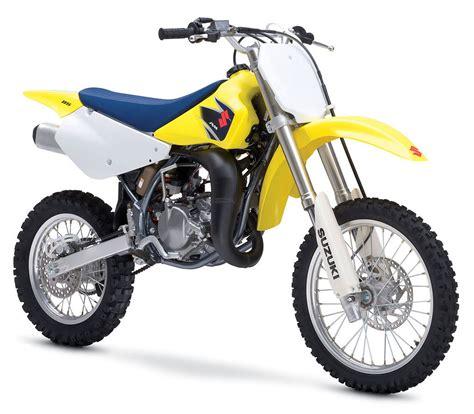 Suzuki Discontinued 2007 Suzuki Rm85 Reviews Comparisons Specs Motocross