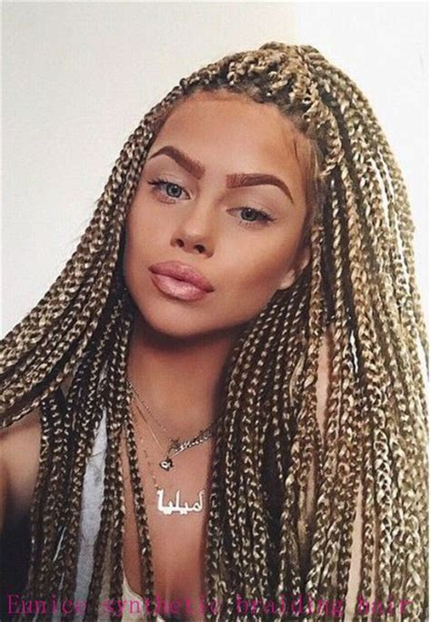 blonde and black box braid bob 256 best images about box braids on pinterest