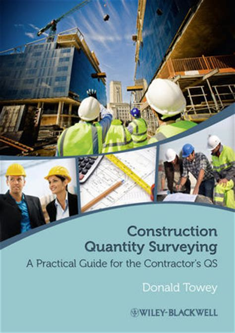 civil engineering quantity surveying books free wiley construction quantity surveying a practical guide