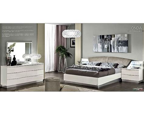 white color bedroom furniture modern bedroom set onda in white color 3313on