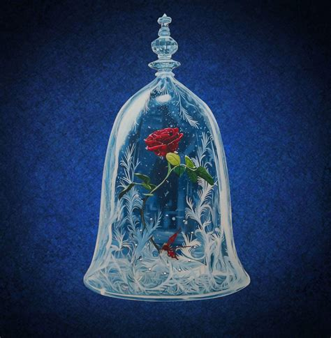 enchanted roses enchanted rose handpainted wall clock by macca4ever on