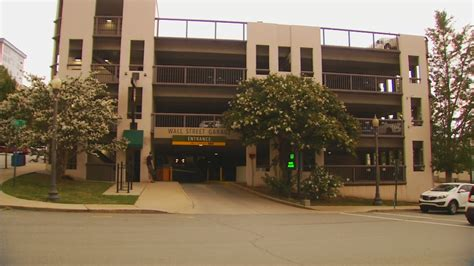 Wall Parking Garage Asheville ask 13 why don t asheville parking garages more security cameras wlos