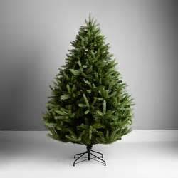 buy john lewis peardrop christmas tree green 7ft online