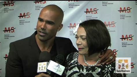 Marilyn Wilson Shemar Also Search For Shemar Recieves Award At Nmss Dinner