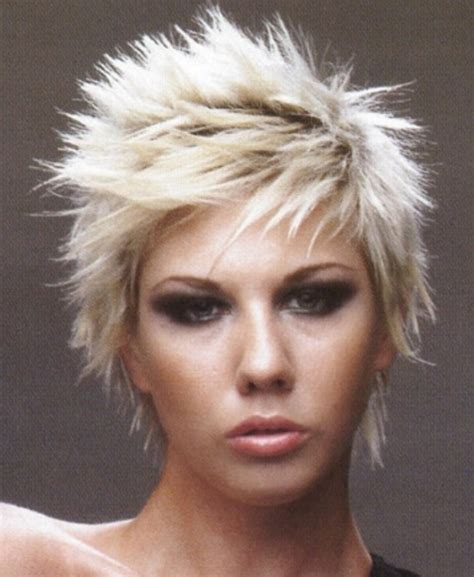short punk hairstyles for women punk hairstyles for women stylish punk hair photos