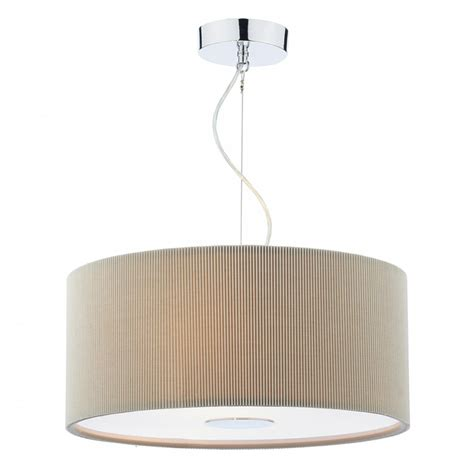 ceiling l shade ceiling light shades bugle easy fit non electric taupe