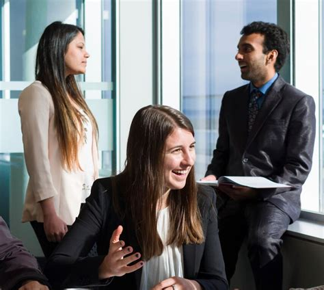 Degroote Mba Cohorts by Lessons In Leadership Three Emerging Health Leaders