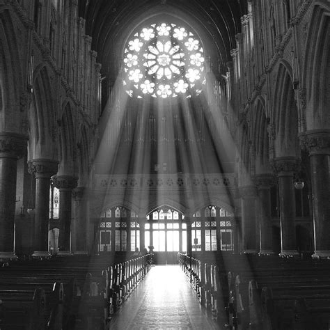 light and church the light photograph by mike mcglothlen