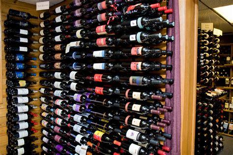 foot wall series metal wine rack kit    bottles
