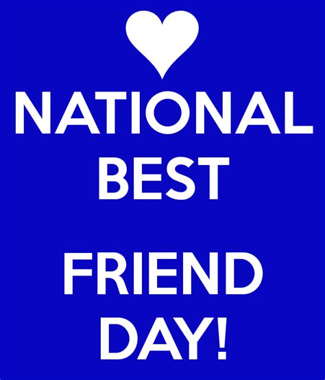 best friends day national best friend day poster eyy keep calm o matic