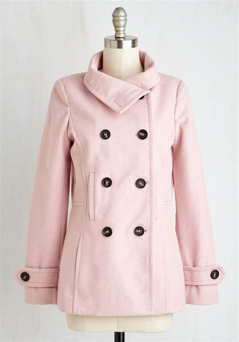 light pink pea coat best 25 pink coats ideas on pinterest pink style
