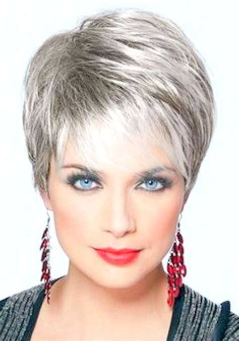pictures of short hairstyles for 60 year old woman hairstyles for 60 year old woman with fine hair the