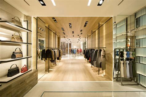 Maxx Shop by Max Mara Flagship Store By Duccio Grassi Architects Hong