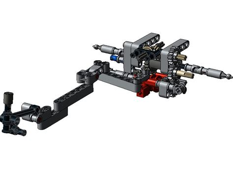 mclaren gearbox brickshelf gallery mclaren f1 black gearbox jpg