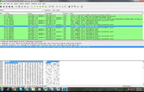 tutorial wireshark para monitoramento de rede gesti 211 n de redes de datos p analizando tr 193 fico en wireshark