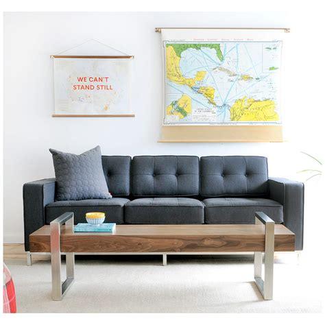tweed settee gus modern jane sofa urban tweed ink eurway
