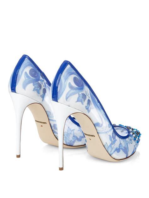 white blue high heels white and blue heels ha heel