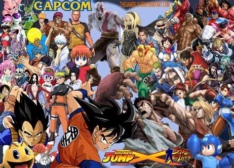 shonen jump top best shonen jump anime wallpapers