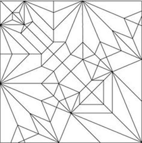 pattern fold line 1000 images about crease patterns on pinterest origami