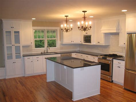 custom wood products handcrafted cabinets photos of kitchens with white cabinets cream floors and