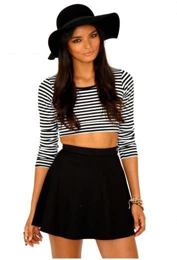 lolitta black denim skater skirt skirts mini skirts