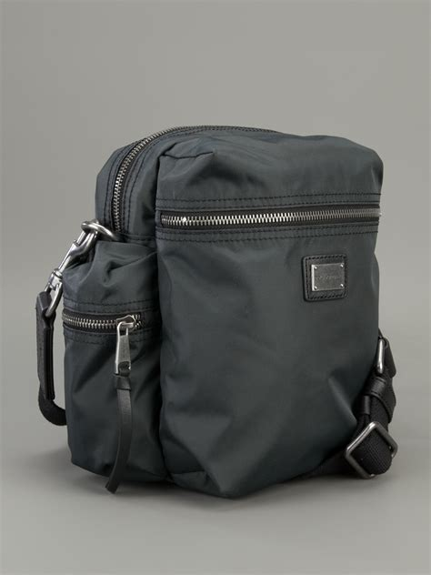 Kaos Pocket 02 Black dolce gabbana pocket messenger bag in gray for lyst