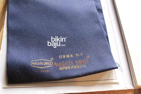 Seragam Kerja Japan Drill jenis bahan kain untuk seragam kerja dan seragam kantor