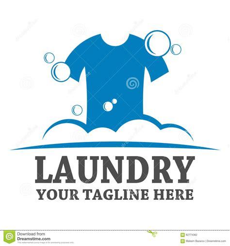 laundry graphic design laundry logo template design stock vector image 82774362
