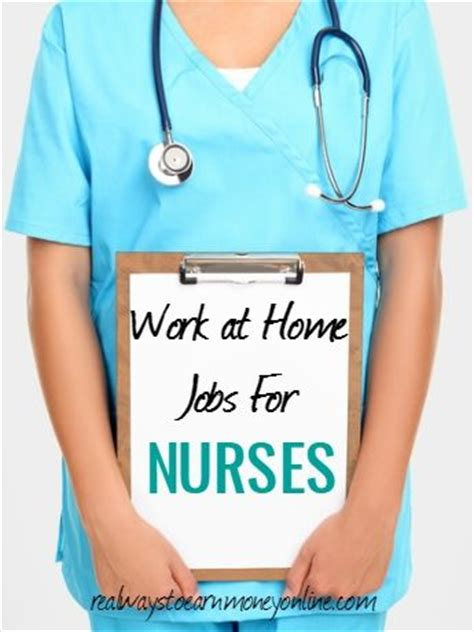 work from home for nurses