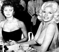sophia loren jayne mansfield 1000 images about stars on pinterest jerry lee lewis