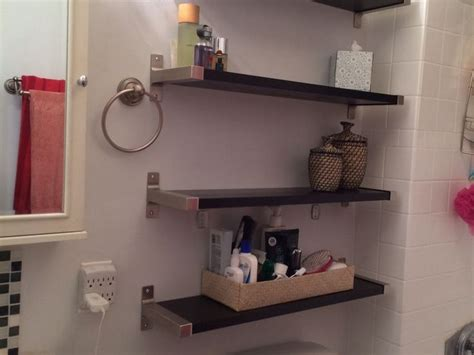 Ikea Bathroom Shelves Over Toilet Home Design Ideas Bathroom Shelving Ikea