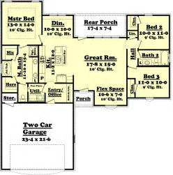 1500 sq ft ranch house plans home designs