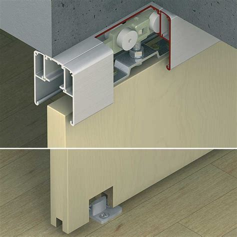 Hafele Slido Classic 60 P Fitting Set 940 60 006 Hafele Sliding Cabinet Door Hardware