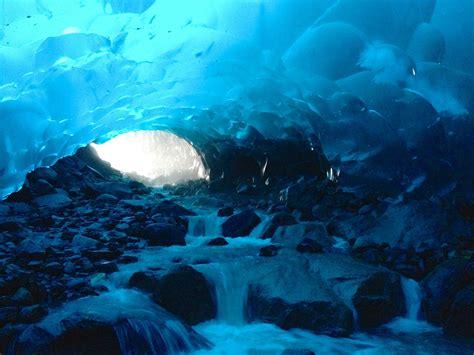 Bonia 5068 Gold cave in mendenhall glacier alaska lost forever oc