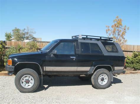 Reno Toyota Parts 1989 Toyota 4 Runner Reno 89406 Fallon Nevada Suv
