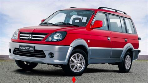 mitsubishi adventure price list philippines for sale 2010 mitsubishi montero philippines autos weblog