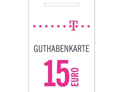 telekom t mobile 15 telekom guthabencode telekom