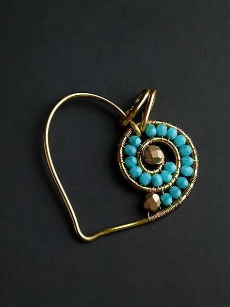 bead and wire jewelry ideas you to see pendant with on craftsy
