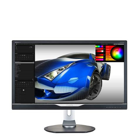 Monitor Lcd Philips 160ei monitor lcd ultra hd 4k 288p6ljeb 00 philips