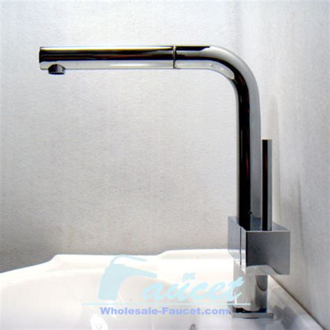 pull out kitchen faucet modern kitchen faucets by