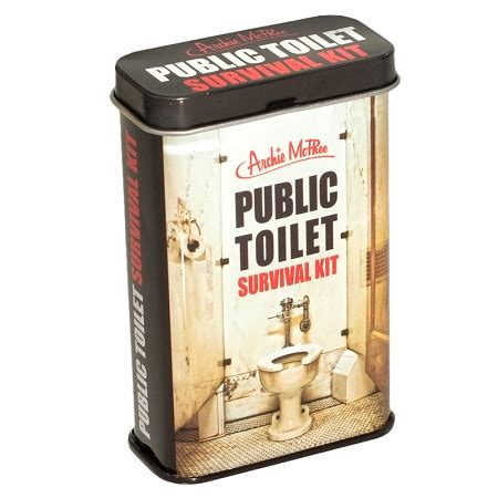 bathroom survival kit public toilet survival kit stupid com