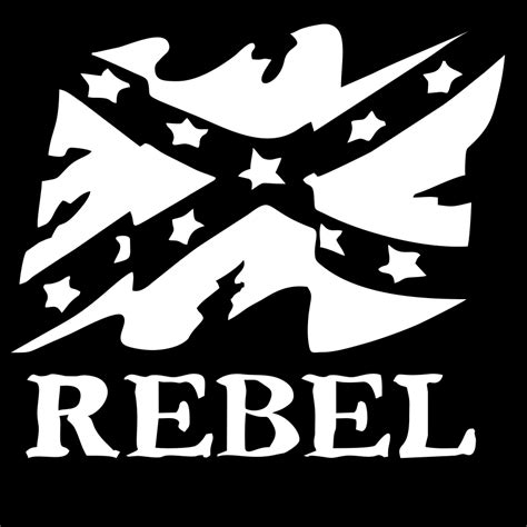 rebel flag browning logo cliparts co