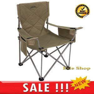 Big Folding Chair - outdoor folding chair cing for big shoulder carry