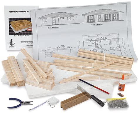 balsa wood house plans wood working bench make miniature furniture popsicle sticks balsa wood house framing