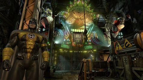 Murah Ps4 Batman Return To Akhkam City New batman return to arkham ps4 free